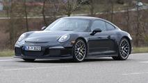 2016 Porsche 911 R spy photo
