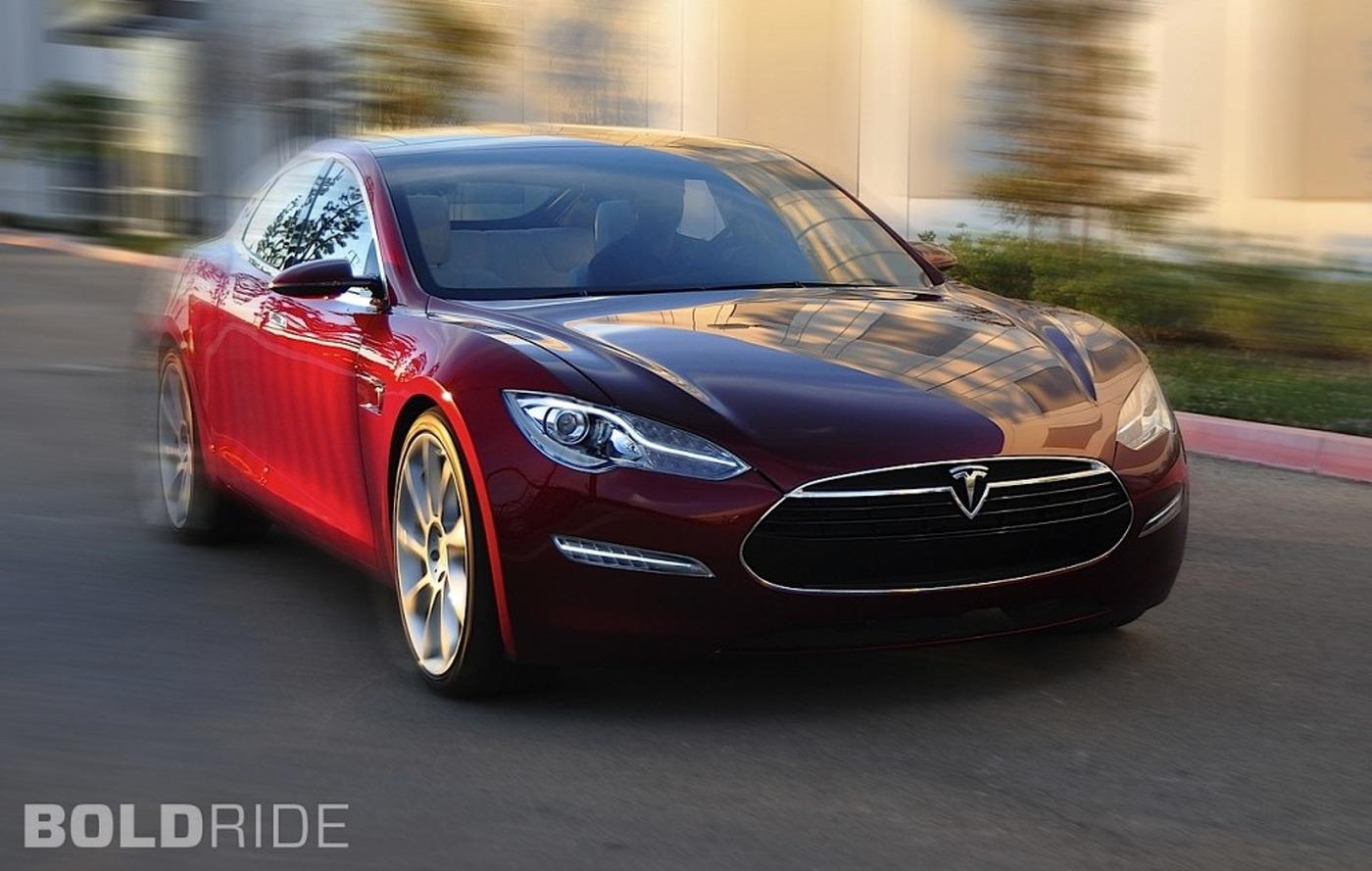 Tech Ride: 2012 Tesla Model S