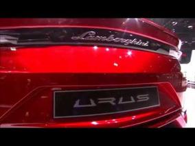 2012 Lamborghini Urus Concept at the 2012 Beijing Auto Show