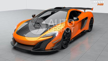 McLaren 688 HS render (not confirmed)