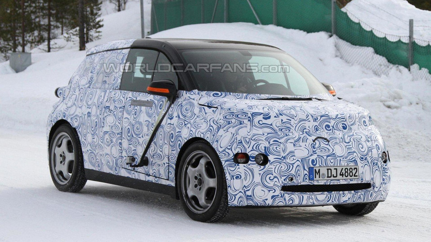 New details emerge on BMW i3 MegaCity vehicle