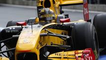 Robert Kubica (POL), Renault F1 Team - Formula 1 World Championship, Rd 13, Belgian Grand Prix, Friday Practice, 27.08.2010 Spa, Belgium