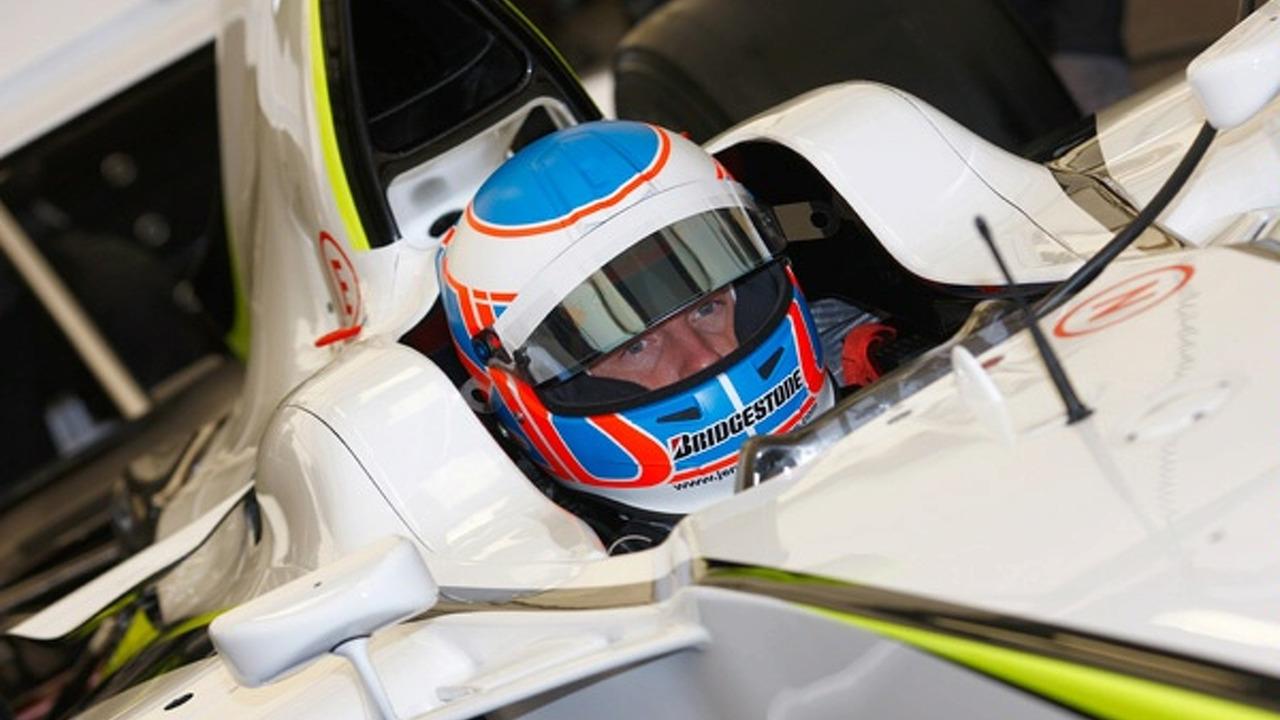 Brawn GP - Jenson Button