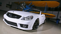 Inden-Design Mercedes SL 65 AMG facelift conversion - hi res