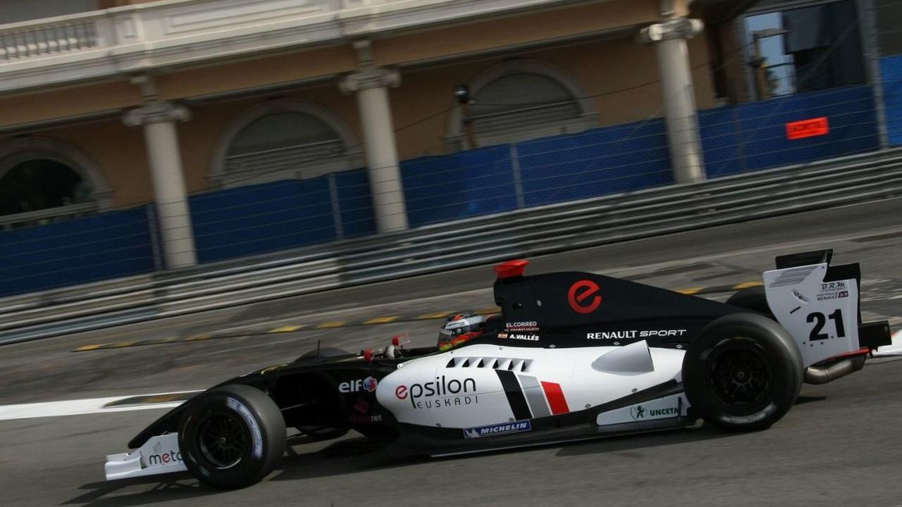 Epsilon Euskadi at Monaco Grand Prix