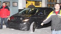 2012 Peugeot 208 spied 25.02.2011