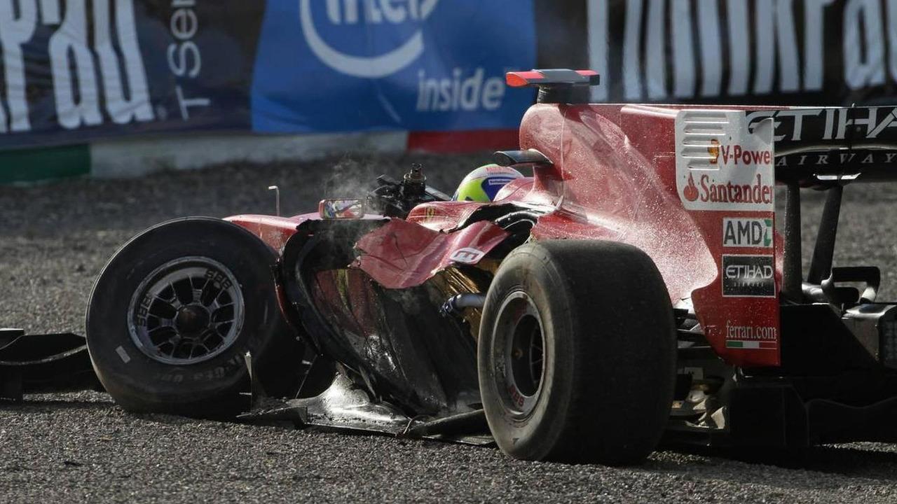 Felipe Massa (BRA), Scuderia Ferrari - Formula 1 World Championship, Rd 16, Japanese Grand Prix, 10.10.2010 Suzuka, Japan
