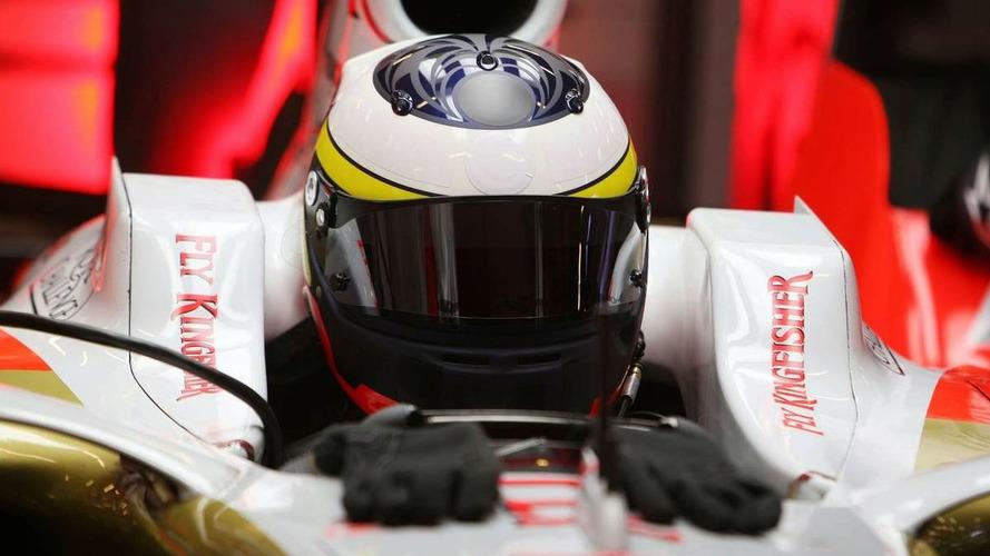 De la Rosa not looking for 2011 test driver job