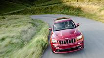 2012 Jeep Grand Cherokee SRT8 20.04.2011