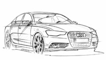 2012 Audi A6 unveiled at NAIAS [video]