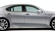 Lexus LS460 by Lorinser
