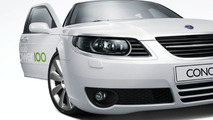 Saab BioPower 100 Concept Arrives in New York