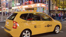 Next New York Taxi Cab - New Kia Rondo
