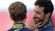Daniel Ricciardo (AUS) and Sebastian Vettel (GER) / XPB