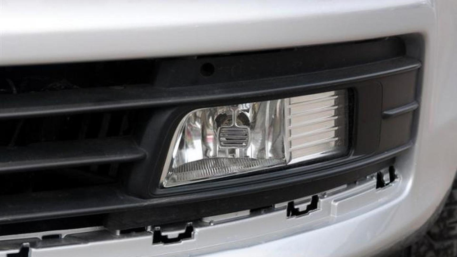 Противотуманные фары Audi A6 Pickup