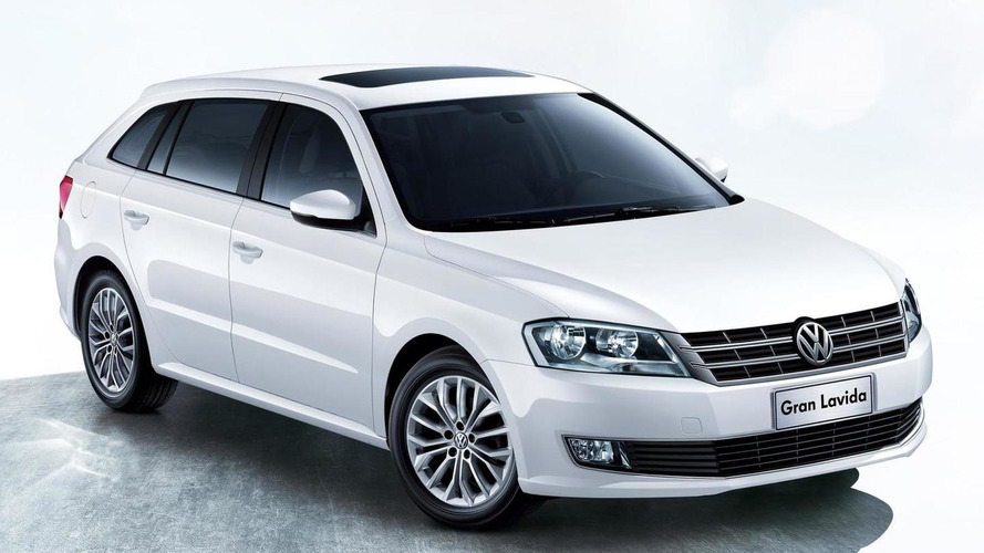 Volkswagen Gran Lavida launched at Auto Shanghai