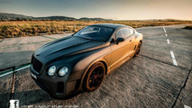 Bentley Continental GT by Vilner 03.06.2013