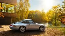 Gama de modelos clásicos de Porsche