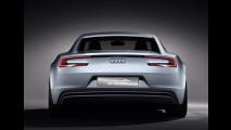 Audi e-tron a Detroit