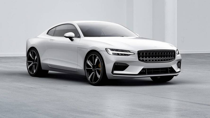 Polestar 1 Plug-In Hybrid Coupe Will Cost $155,000