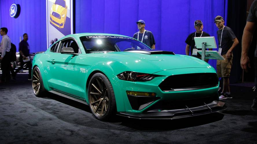 2018 Mustang Mach 1 >> 2018 Roush 729 Pays Homage To the '70 Boss 429