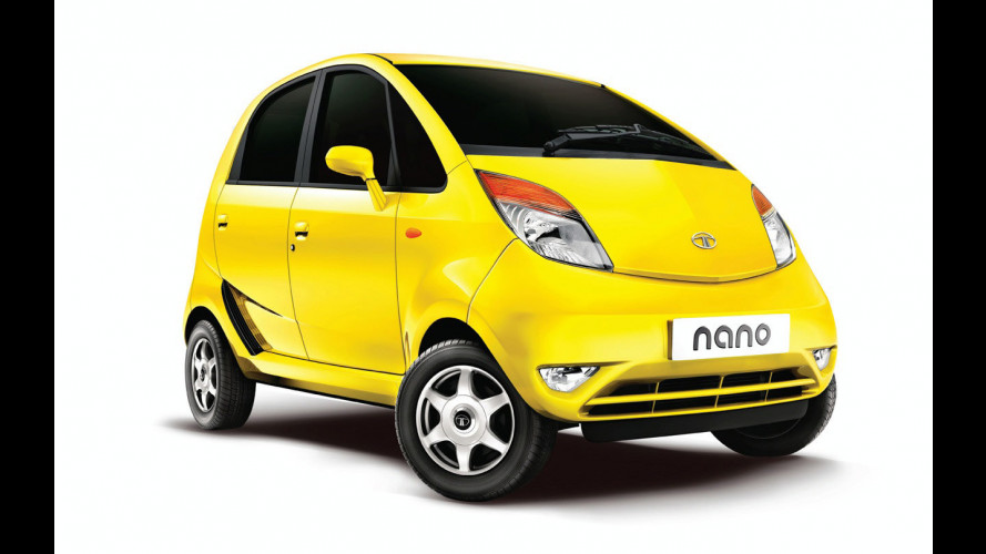 Tata NANO è Indian Car of The Year 2010