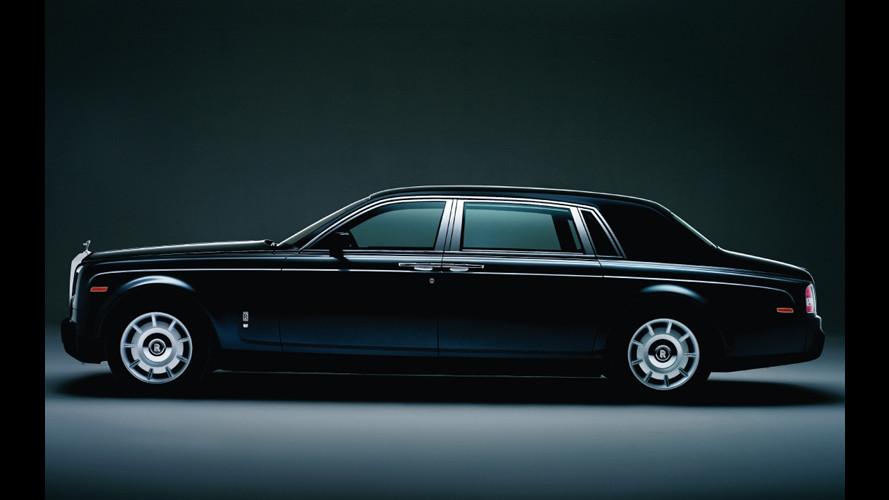 Rolls-Royce Phantom Extended Wheelbase anche in Europa