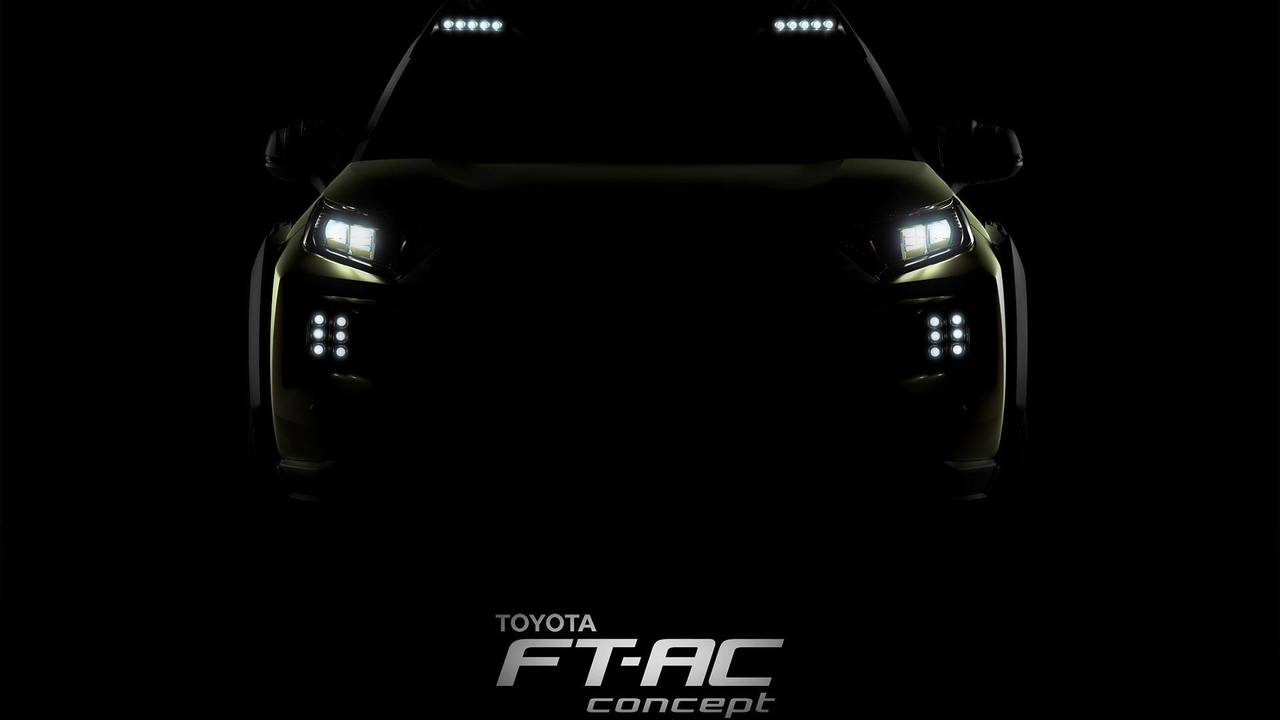 Toyota FTAC konsept teaser