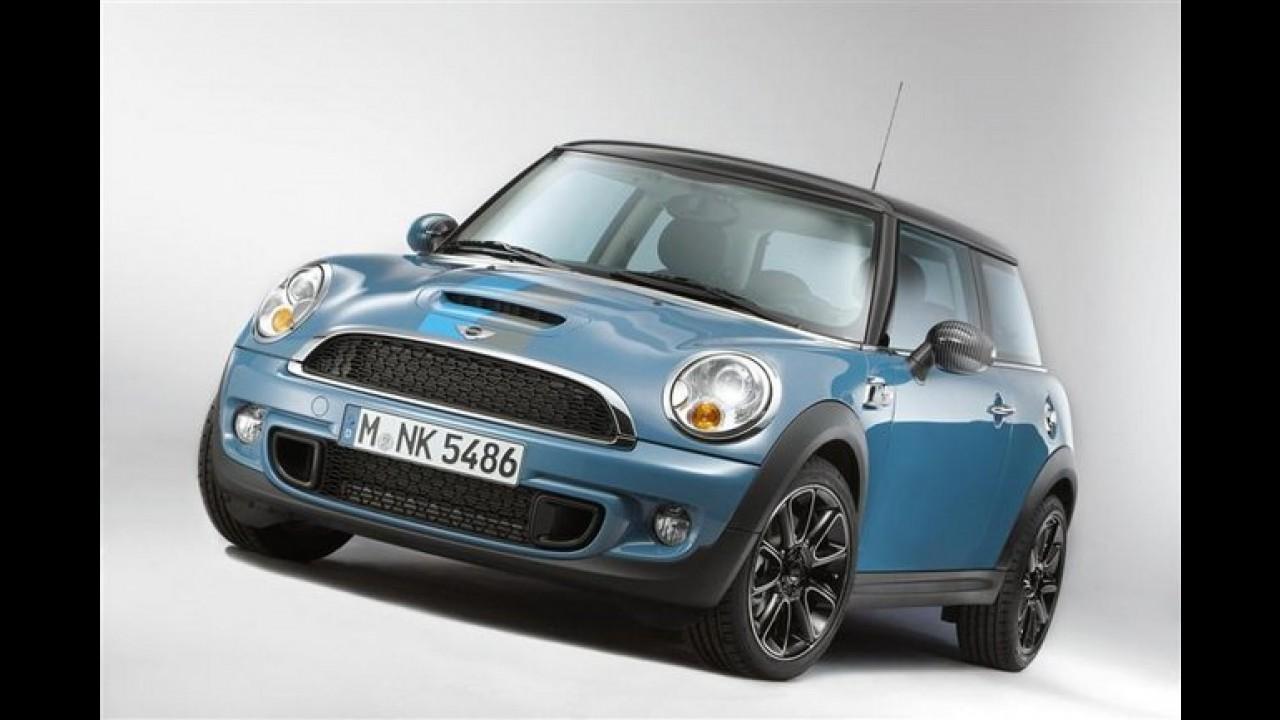 Próxima geração do Mini Cooper terá versão de quatro portas