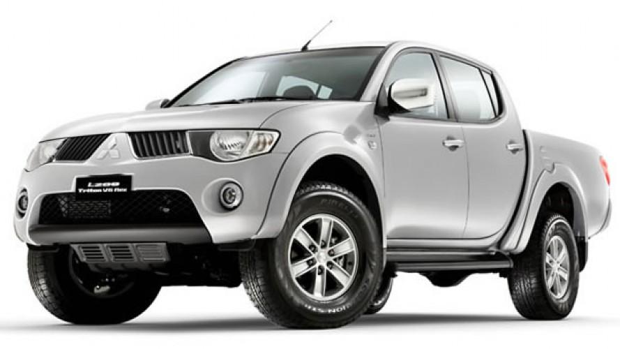 Mitsubishi anuncia recall da pick-up L200 Triton