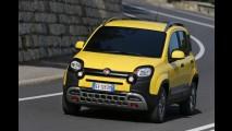 Fiat Panda Cross 2014 4x4 é revelado - veja detalhes técnicos e fotos