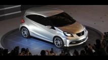 Honda Brio será o nome do novo compacto brasileiro