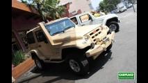 Troller T4 Desert Storm: edição limitada tem visual exclusivo e mais itens de série