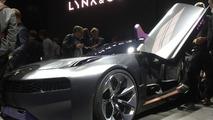 Lynk & Co spor araç konsepti