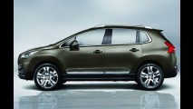 Oficial: Veja as primeiras imagens do Peugeot 3008 reestilizado na China