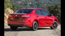 Novo Corolla 2014 é lançado no México com preço equivalente a R$ 43,7 mil
