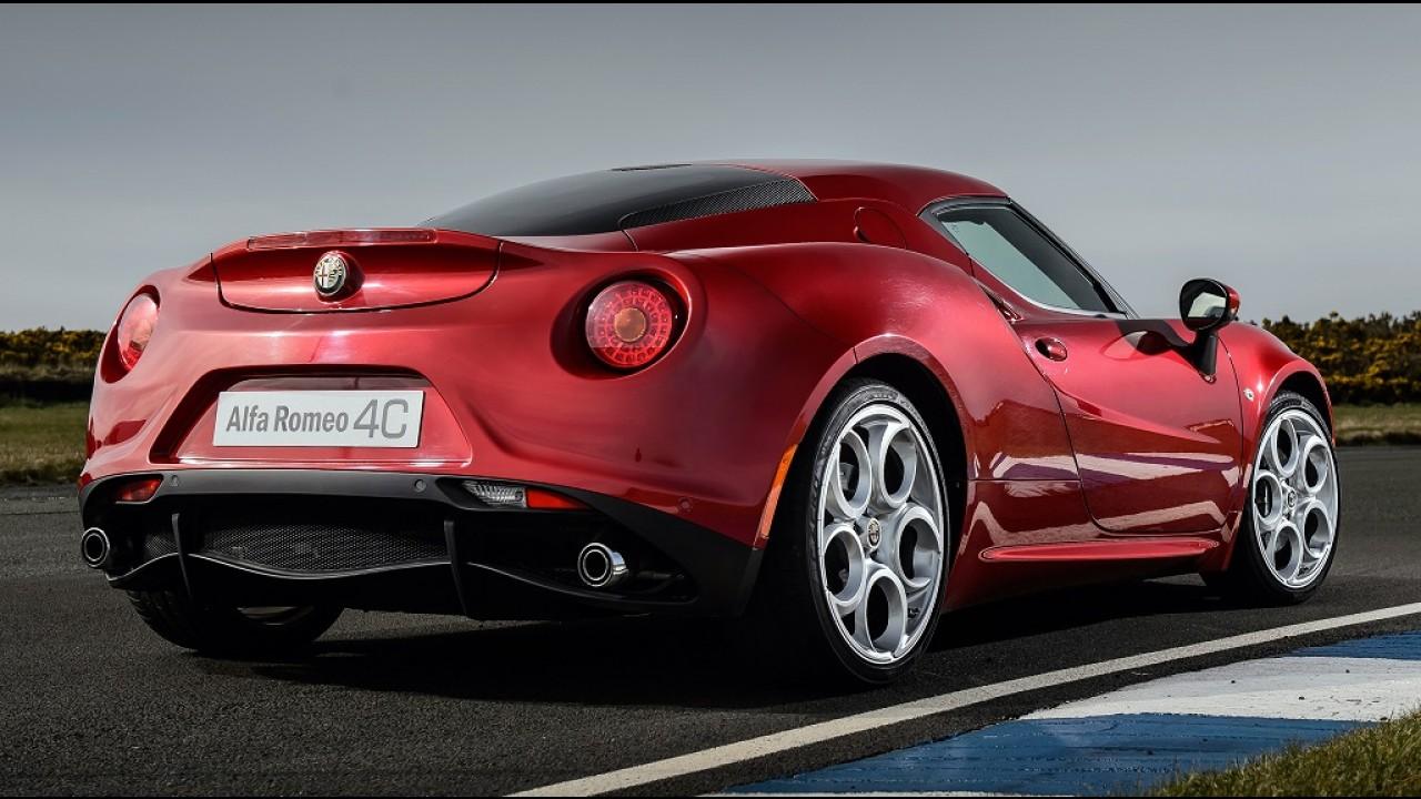 Alfa Romeo confirma volta ao EUA: 4C será mostrado no Salão de Nova York