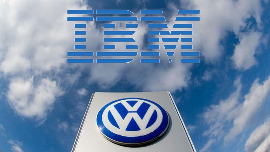 Volkswagen e IBM insieme per la mobilità digitale
