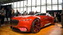 Mercedes-Maybach 6 Concept