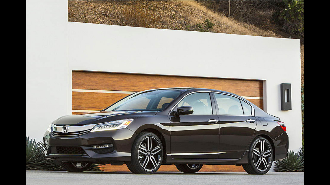 2014: Honda Accord IX