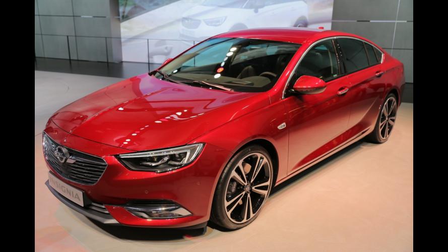 Opel al Salone di Ginevra 2017