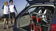 Audi A6 Avant - Luggage compartment