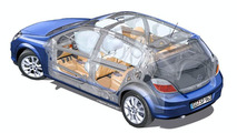 Opel Astra SAFETEC safety system