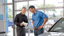 Used car sales process