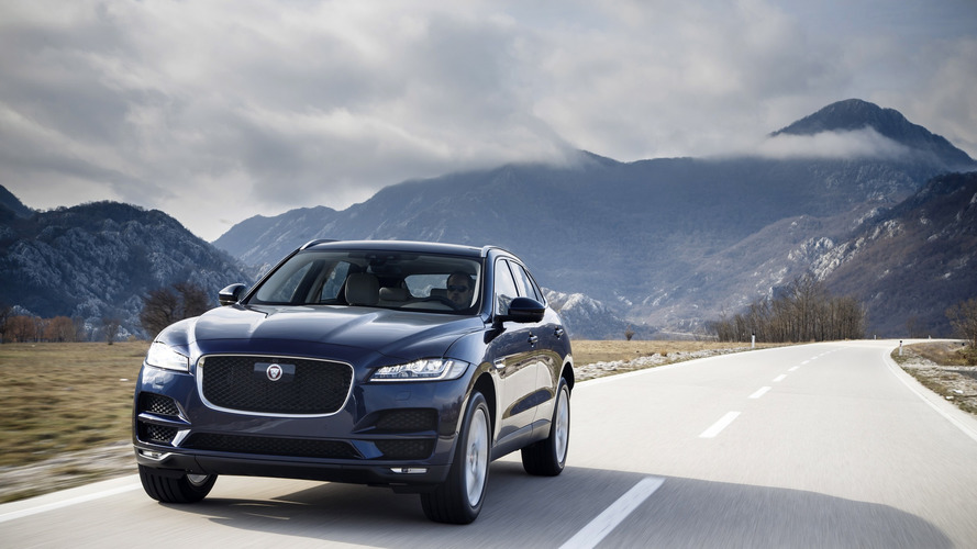 Jaguar F-Pace, XF e XE ganham motores Ingenium e mais equipamentos