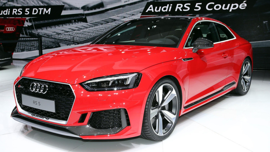Audi Sport confirms RS onslaught: six new cars by late 2018