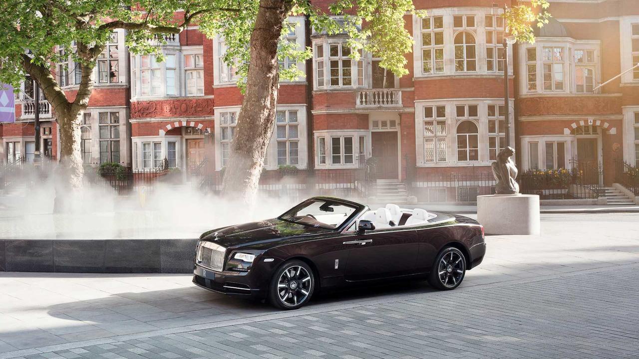 Rolls-Royce Wraith Mayfair Edition