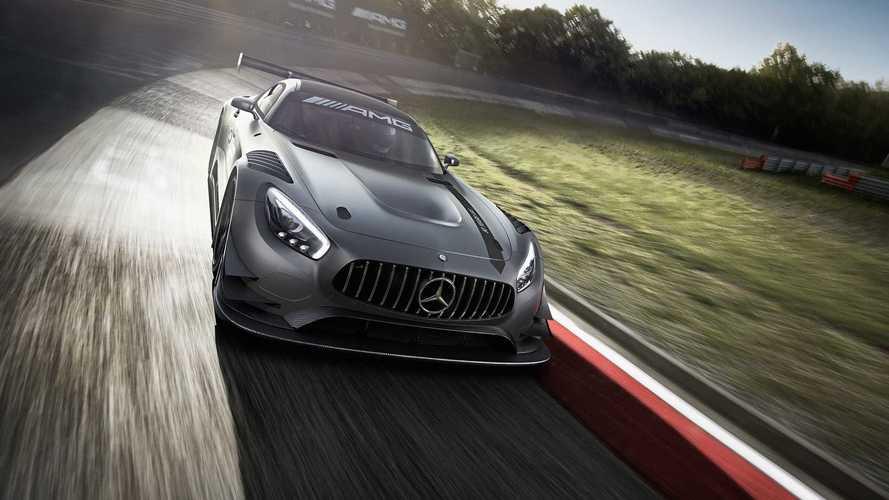 Mercedes, AMG'nin 50'inci yılını GT3 Edition 50 ile kutluyor