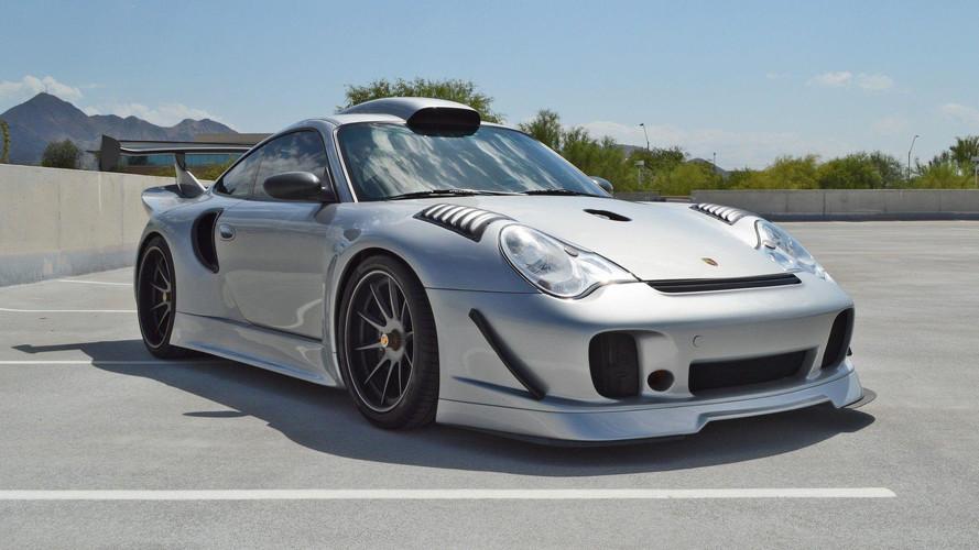 Cette impressionnante Porsche 911 GT2 de plus de 1000 chevaux est à vendre !