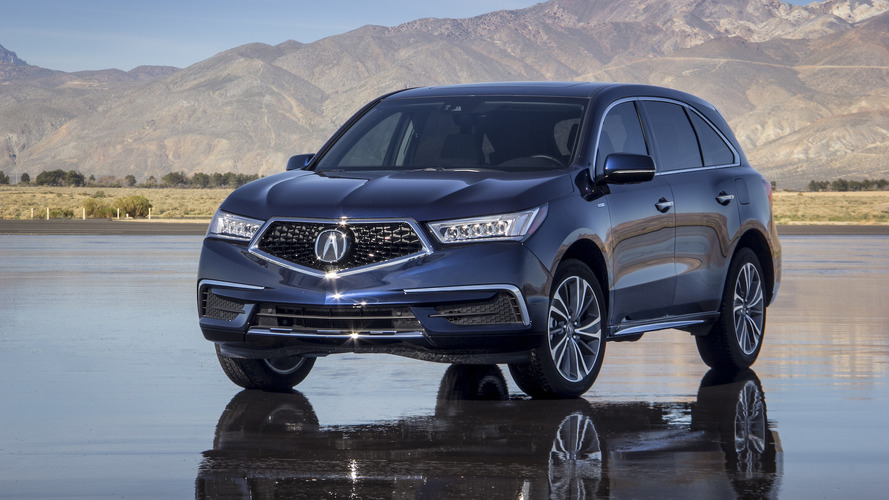 Acura Adds MDX To Models Built In Ohio